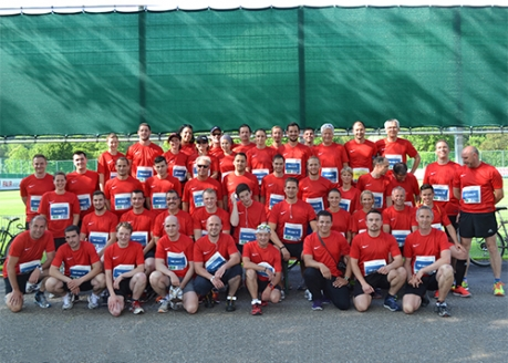 FAIRways Laufgruppe
